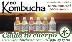 Cuida tu cuerpo - kombucha - bebida sana