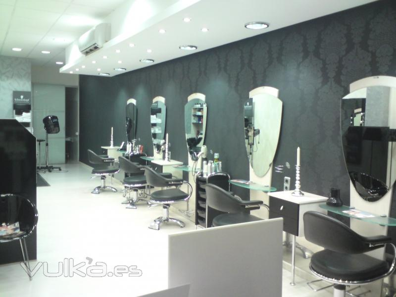 Foto sal n de peluquer a - Salones de peluqueria decoracion fotos ...