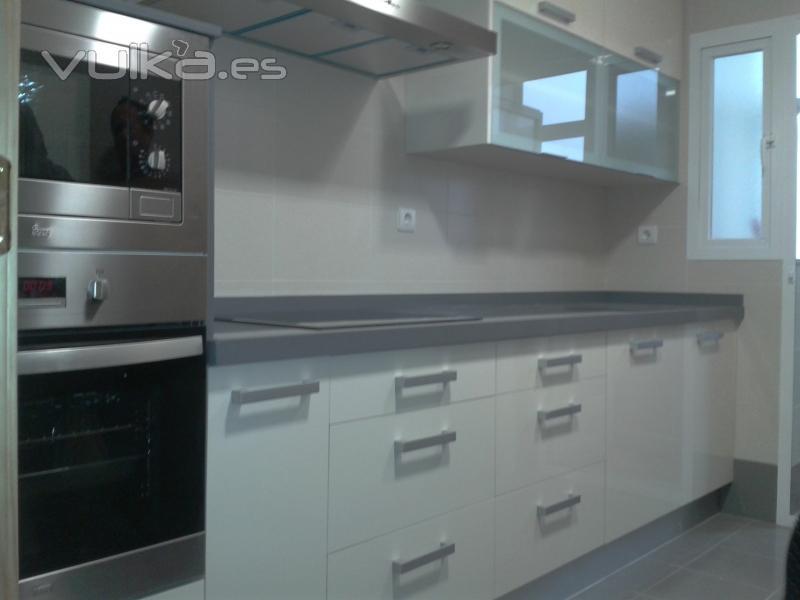 Cocina muebles de cocina granada decoraci n de - Muebles de cocina en granada ...