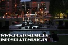 Sonorización espectáculos musicales