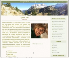 Qui�n soy - www.naturopatiaalimentaria.com
