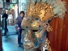 Carnaval 2012 en la laguna , tenerife, canary islands
