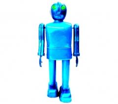 Colecciolandia.com juguetes de hojalata robot de hojalata