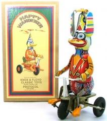 Colecciolandia.com ( tiovivo de madera ) tienda en madrid de juguetes de hojalata y madera