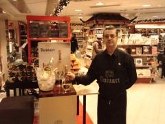 Sumiller & bartender con moet - chandon group  2011 / 12  (el corte ingl�s de serrano)
