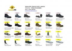 Calzado en stock 2012