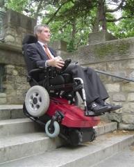 Silla ruedas electrica y silla sube escalera salva 2×1 top