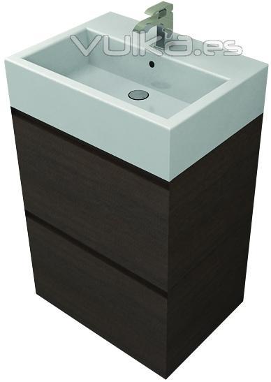 Muebles De Baño Karol:mueble de baño matt co design minimal entrega rápida en linea baño