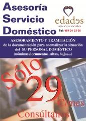 Servicio de asesoria empleados de hogar.