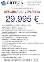 Presupuesto reforma vivienda