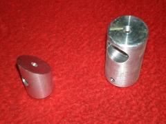 Ejemplos en aluminio