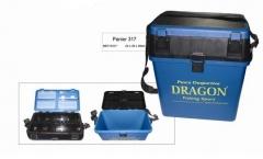 Cajon de pesca Dragon lo m�s practico y econ�micoo