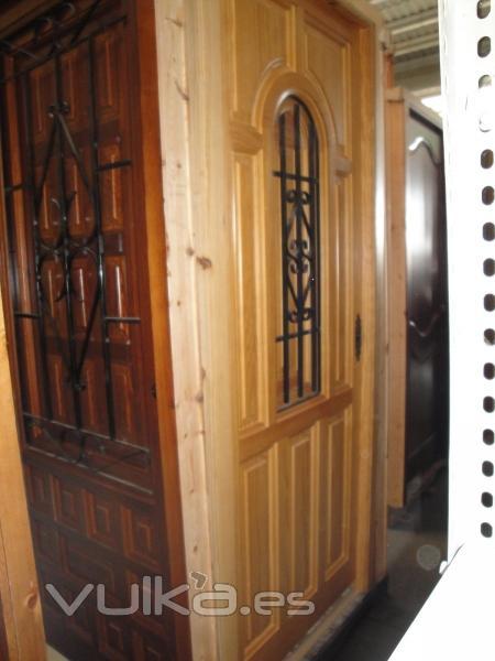Related pictures images casas rusticas decoracion portal - Puertas de valera ...
