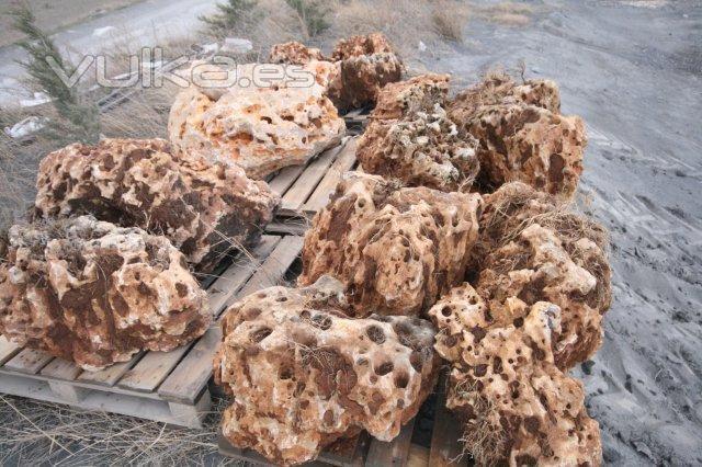 Canteras el cerro piedra decorativa jardineria decoracion for Piedras de jardin decorativas