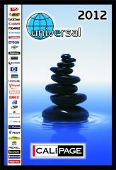 Catálogo Universal-Calipage 2012