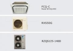 Aire acondicionado daikin sky air confort inverter cassette cqs60c en www.nomascalor.es