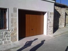 Montaje puerta automatica