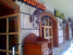 fachada del restaurante