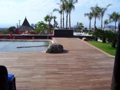 Hotel barcelo asia gardens benidorm pavimentos