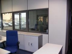 Division-oficinas carflor - leon