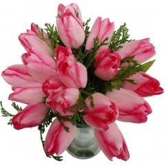 Boquet de tulipanes. enviar y regalar flores a domicilio con la mejor floristería online.