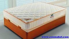 Colchon sabicol modelo delicia, fabricado con una seleccion de las mejores materias primas: carcasa