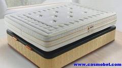 Colchon sabicol modelo sabitex, fabricado con una seleccion de las mejores materias primas: soff de
