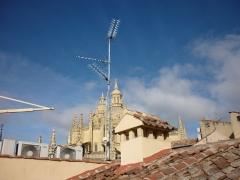 Antena para tdt