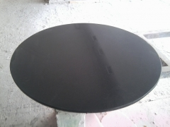 Mesa de granito negro absoluto