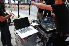 Equipos de sonido digitales y anal�gicos, sonorizaci�n de conciertos y espect�culos