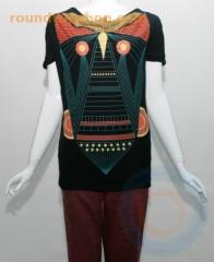 Camiseta para chica de la marca skunkfunk. colecci�n primavera verano 2012