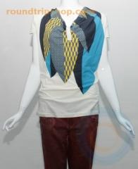 Camiseta para chica de la marca skunkfunk. colección primavera verano 2012