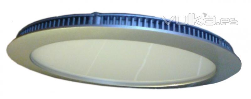 Foto downlight led extraplano empotrar 18w for Downlight led extraplano