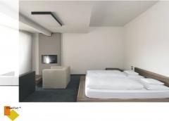 Habitación diseñada con Pladur