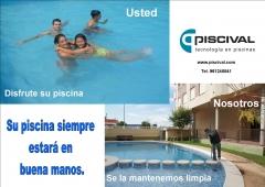 Piscival: Su piscina siempre en buenas manos