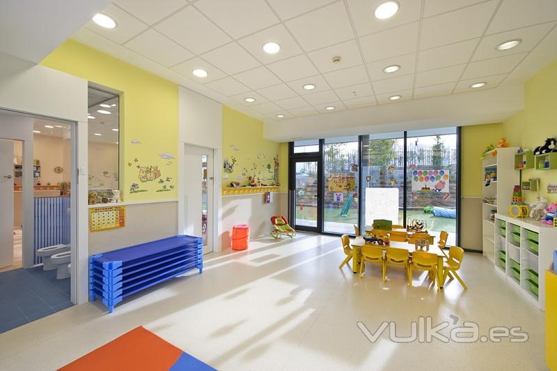 Escuela infantil mi jardin del norte for Jardines pequenos para escuelas