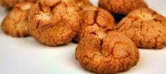 TORTITAS de ALMENDRA, dulce t�pico de Ardales