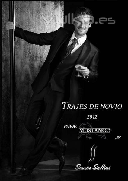 Catálogo Trajes de Novio Mustango Málaga