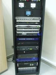 Instalacion de rack
