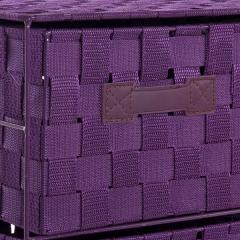 Mueble auxiliar. cajonera entretela lila 4 cajones 33 en la llimona home (2)