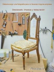 Restauraci�n de tapicer�a