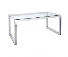 Base mesa acero inoxidable