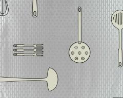 Papel pintado cocinas y ba�os acua deco www.decoracion88.com