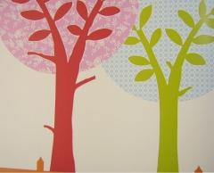 Papel pintado infantil coozkids www.decoracion88.com