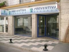 Seguros preventiva� velez malaga, oficina c/utrera 2b, tlfn: 952501480