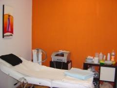 Sala especializada en tratamientos remodelación corporal