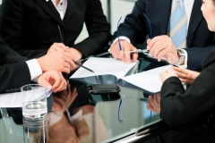 Consultor�a financiera, laboral y fiscal de empresa