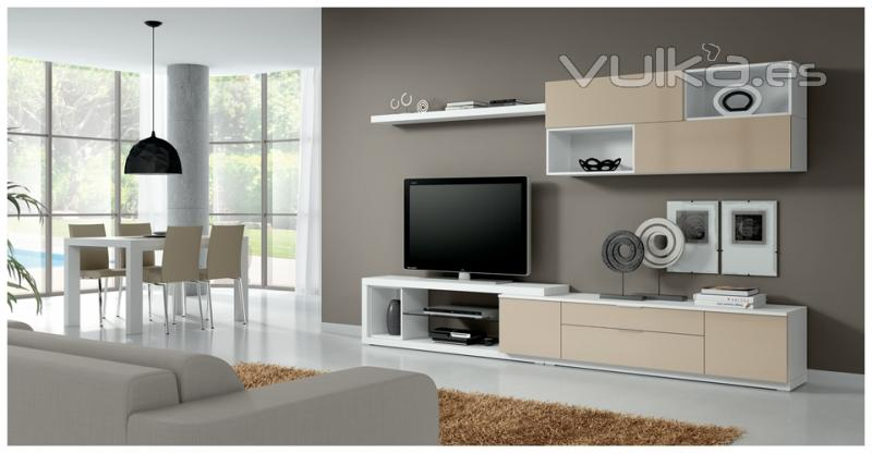 Foto mueble comedor moderno - Muebles comedor modernos ...