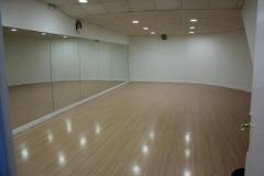Sala 2 escuela de danza boadilla