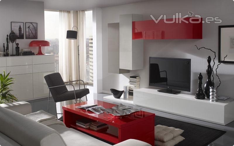 Foto mueble comedor moderno - Muebles salon comedor modernos ...